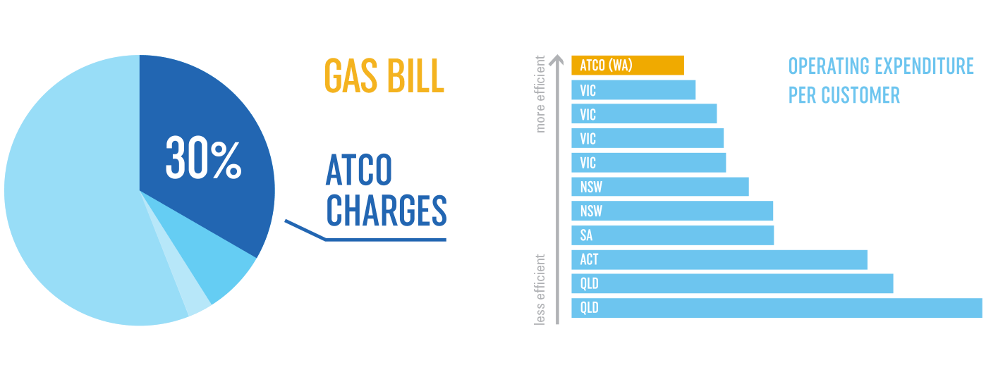 Gas Bill graph